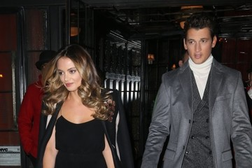 Keleigh Sperry Miles Teller and Keleigh Sperry Step Out in NYC