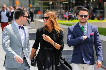 Kelly Bensimon Celebs Head To The Seventh Annual Veuve Clicquot Polo Classic