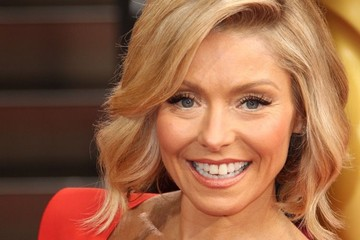 Kelly Ripa Arrivals at the 86th Annual Academy Awards