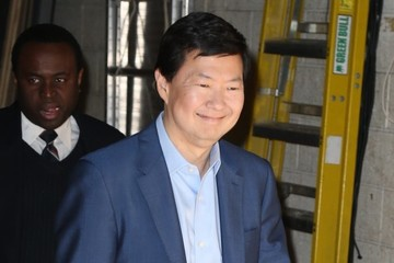 Ken Jeong Celebrities Appear on 'Live with Kelly & Michael'