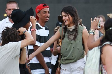 Kendall Jenner Kendall Jenner Gets Cornered At Coachella