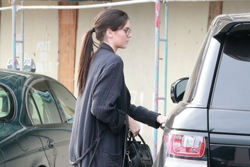 Kendall Jenner Kendall Jenner Spotted in West Hollywood