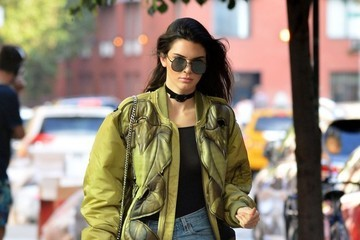 Kendall Jenner Kendall Jenner Heads Out in NYC