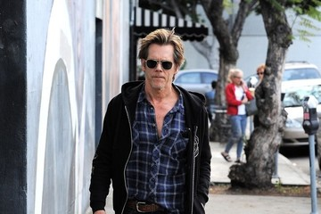 Kevin Bacon Kevin Bacon Out And About In Hollywood
