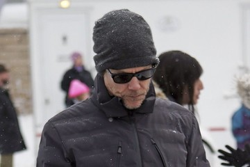Kevin Bacon Celebrities Are Seen Out and About at the 2017 Sundance Film Festival
