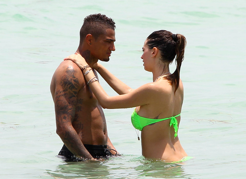 Melissa satta and kevin