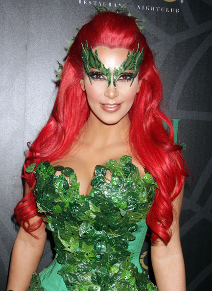 Kim Kardashian Kim Kardashian hosts Midori Green Halloween Party at Lavo in New York City, NY.
