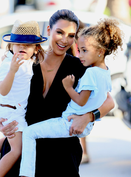 Kim Kardashian will be an amazing mom (PHOTO) - News
