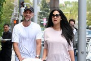 Kimora Lee Simmons & Tim Leissner Out For A Stroll With Their Baby Boy