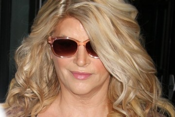 Kirstie Alley Kirstie Alley Out and About in NYC