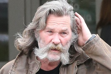 Kurt Russell Kurt Russell Out And About In Beverly Hills