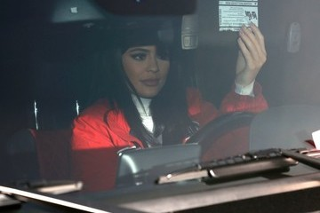 Kylie Jenner Kylie Jenner Is Spotted Out for Lunch in Beverly Hills