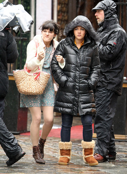 """Lacey Turner Films """"Switch"""" In London []"""