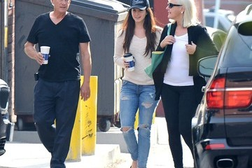 Lana Del Rey Lana Del Rey Spends the Day with Her Parents