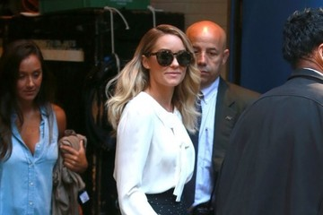 Lauren Conrad Celebrities Visit ABC Studios for an Appearance on 'Good Morning America'