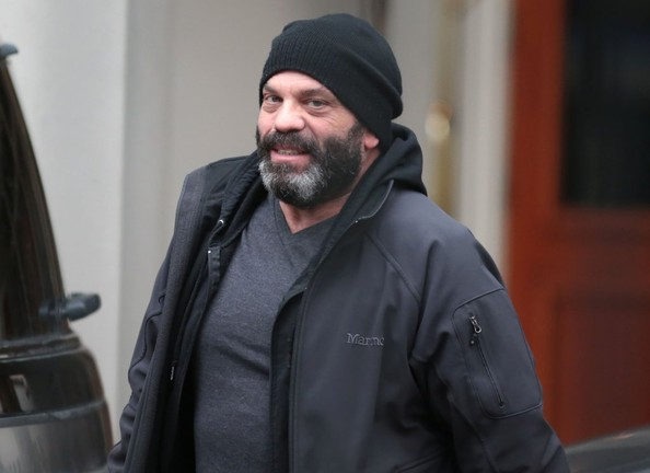 Lee Arenberg Lee Arenberg Out in Vancouver