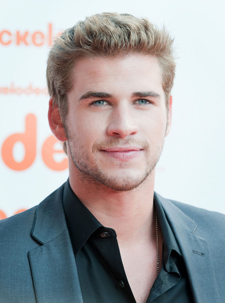 Liam Hemsworth Celebrities at The Australian Nickelodeon Kids' Choice Awards held at the Sydney Entertainment Centre in Sydney, Australia.