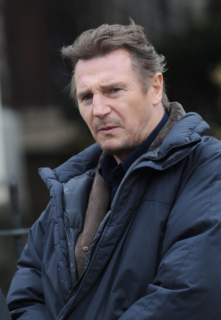 Liam Neeson And Olivia Wilde Are Paul Haggis Third Person: Liam Neeson Films 'A Walk