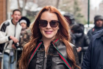 Lindsay Lohan Celebrities Making An Appearance On 'The View'