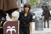 Lisa Rinna Lunches in Beverly Hills