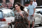 Liv Tyler Poses in NYC