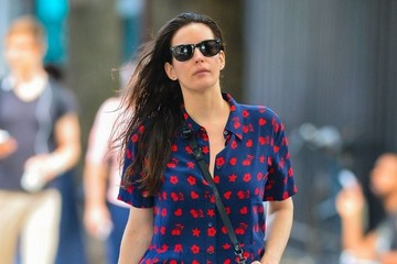 Liv Tyler Liv Tyler Is All Smiles in NYC