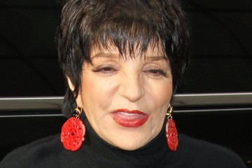 Liza Minnelli Liza Minnelli Stops by the 'Today' Show