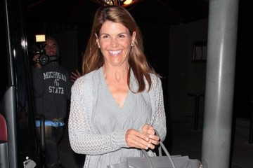 Lori Loughlin Lori Loughlin Dines Out At Craig's Restaurant