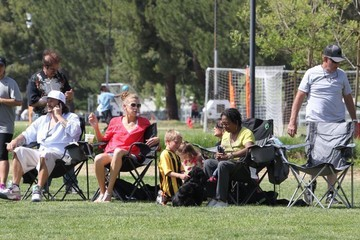 Lynne Spears Kevin Federline & Family Watch His Boys Play Soccer