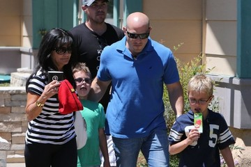 Lynne Spears Britney Spears Gets Lunch with Her Family