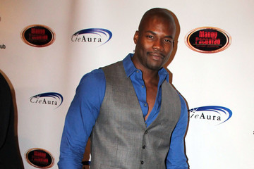 The 36-year old son of father (?) and mother(?), 184 cm tall Amin Joseph in 2017 photo
