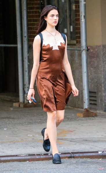 Margaret Qualley Spotted Out And About In NYC