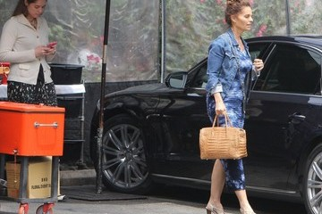 Maria Shriver Maria Shriver Takes Her Kids Out For Breakfast
