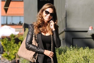 Maria Shriver Maria Shriver Out For Lunch In Brentwood