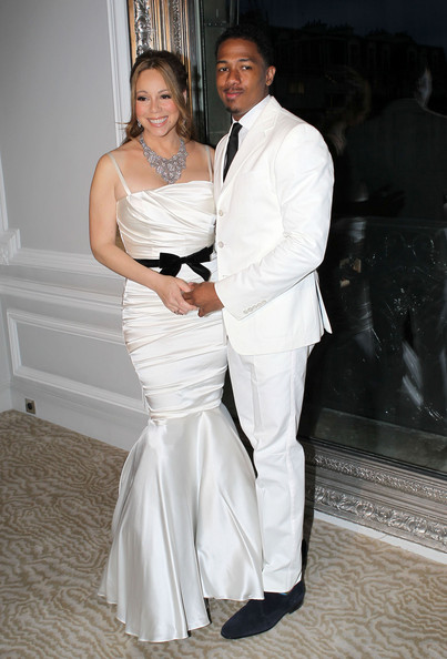 Mariah Carey And Nick Cannon Renew Their Wedding Vows