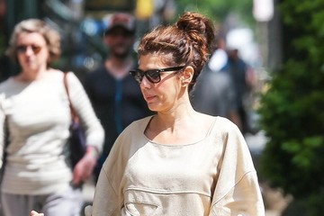 Marisa Tomei Marisa Tomei Out and About in NYC