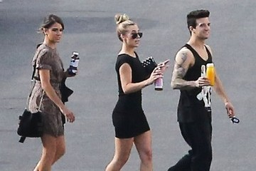 Mark Ballas 'Dancing with the Stars' Cast Spotted in Hollywood