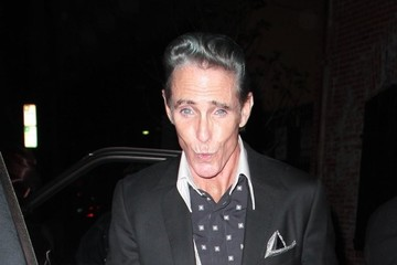 Mark Mahoney Celebrities Attend Johnny Depp & Amber Heard's Engagement Party