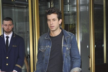 Mark Ronson Lady Gaga Steps Out With Mark Ronson in NYC