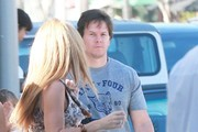 Mark Wahlberg Gets Some Help In Beverly Hills