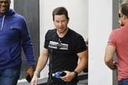 Mark Wahlberg Lunches in Beverly Hills