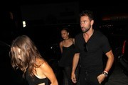 Former NBA player Marko Jaric was seen leaving The Nice Guy restaurant in West Hollywood, California on August 19, 2016.
