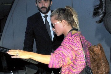 Mary-Kate Olsen Mary-Kate and Ashley Olsen Land at LAX