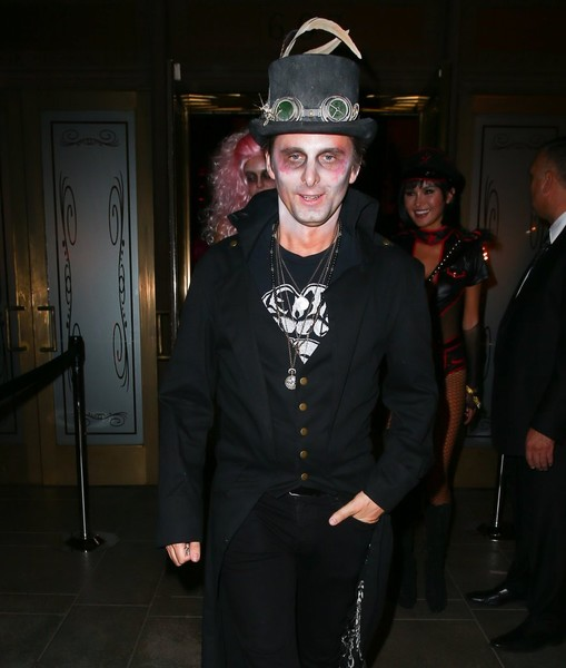 Celebrities Attend the 6th Annual Trick Or Treats! Magazine Halloween Party