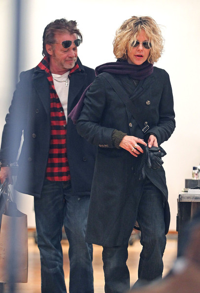 Meg Ryan couple
