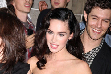 "Adam Brody Megan Fox Attending Premiere Of 'Jennifer's Body"" At Toronto Film Festival"