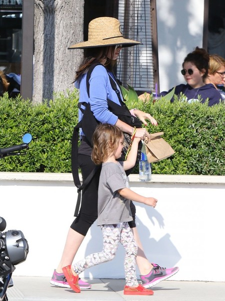 Megan Fox and Her Son Are Spotted Out in Malibu