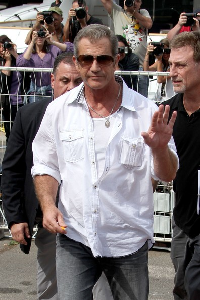 mel gibson cannes film festival. Mel Gibson Guests attend the