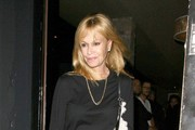 Melanie Griffith Dines Out At Craig's