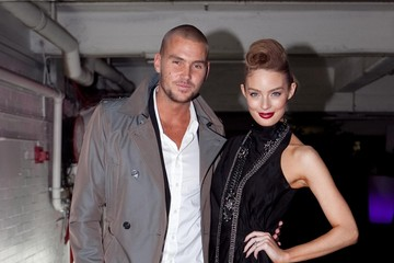 Rhys Ulich The Melbourne Spring Fashion Week 2010 Opening Party